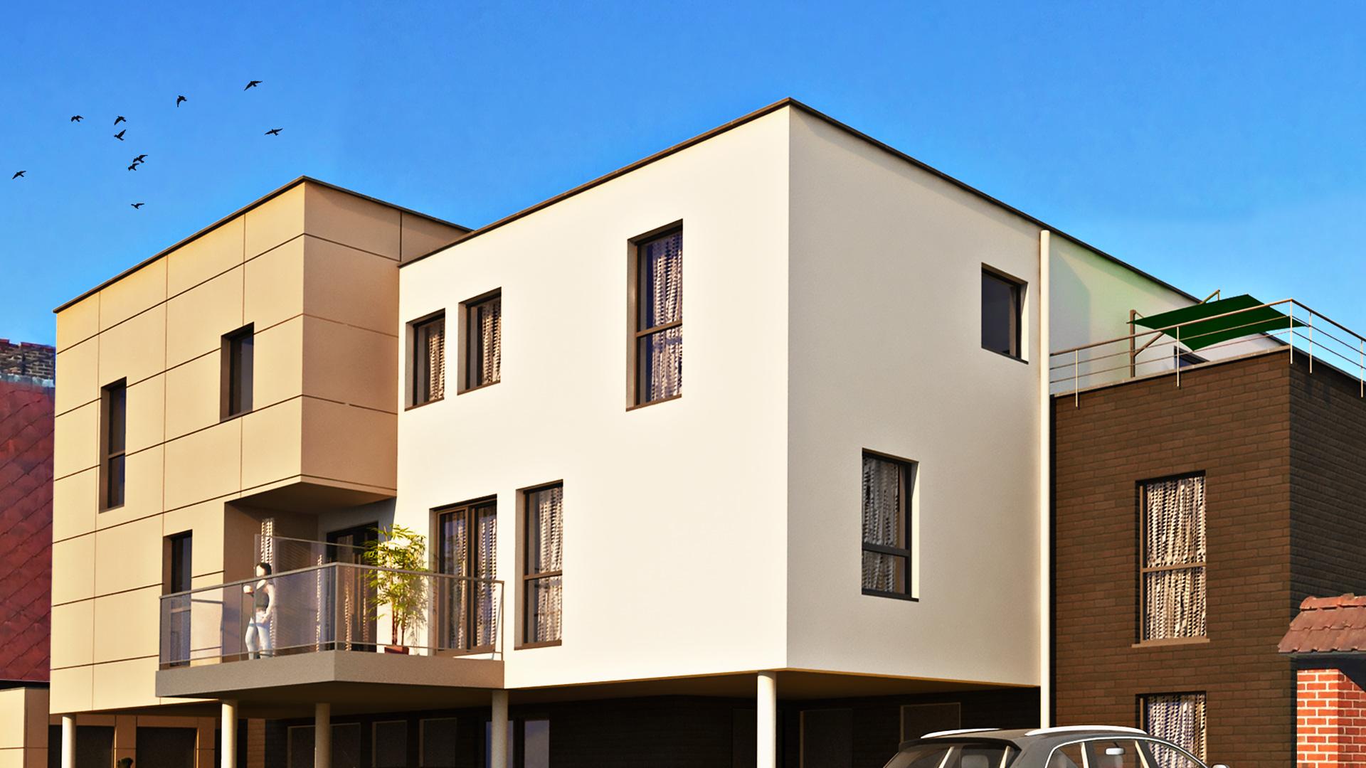 Zest RED Anderlues investissement immobilier